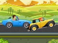 2 Kişilik Araba Dağ Yarışı