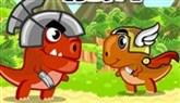 2 Kişilik Dino Kardeşler