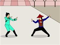 2 Kişilik Dövüş 2