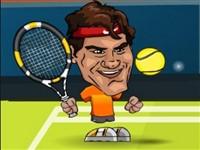 2 Kişilik Efsane Tenis Maçı
