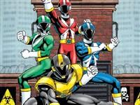 2 Kişilik Power Rangers