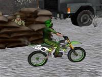 3D Askeri Motor