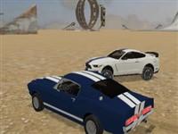 3D Çılgın Araba Arena