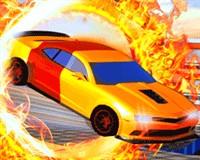 3D Çılgın Arabalar