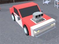 3D Pixel Ralli