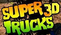 3D Süper Kamyon Yarışı
