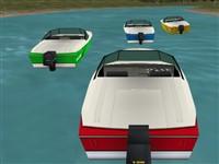 3D Sürat Motoru Yarışı