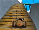 3D Tahta Araba Yarışı