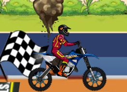 Akrobasi Ustası Motorcu