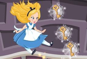 Alice Anahtar Toplama