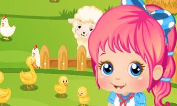 Alis Bebek Çiftlik Macerası