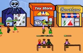 Alışveriş Caddesi İşletme