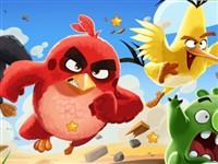 Angry Birds Gizli Yıldızlar