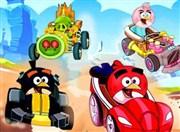 Angry Birds Yarış Turnuvası