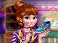 Anna Ayakkabı Dizaynı