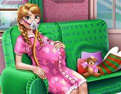 Anna Doğum Yapıyor