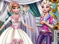 Anna Düğün Hazırlığı