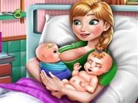 Anna nın İkiz Bebekleri