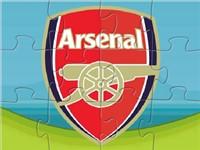 Arsenal Amblemi Puzzle