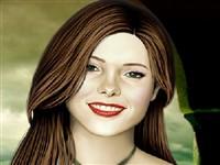 Ashley Green Makyajı