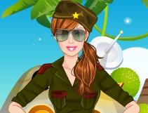 Asker Barbie Giydir
