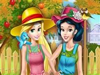 Bahçevan Prensesler