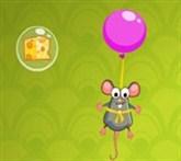 Balonla Uçan Fare