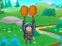 Balonlu Şövalye