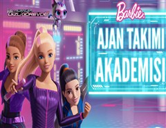 Barbie Ajan Takımı