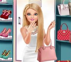 Barbie Alışveriş Yapıyor