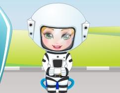 Barbie Bebek Uzay Yolculuğu