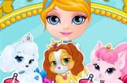 Barbie Bebek ve Hayvanları