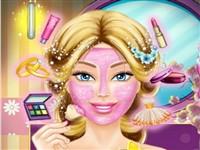 Barbie Gerçek Makyaj 2