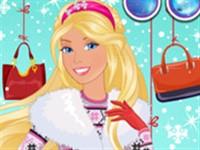 Barbie Kış Modası