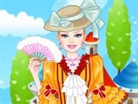 Barbie Rococo Prensesi