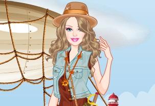 Barbie Seyahat Hazırlığı