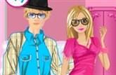 Barbie ve Ken Hazırla