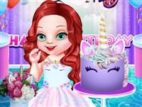 Bebek Ariel Doğum Günü Partisi