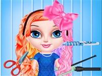 Bebek Elsa Yeni Saç Modeli