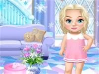 Bebek Elsanın Bakımı