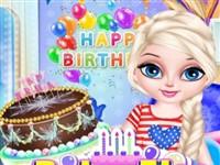 Bebek Elsanın Doğum Günü