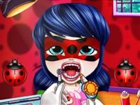 Bebek LadyBug Dişçide