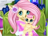 Bebek Ponny Doğumu