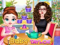 Bebek Taylor Bahçe Eğlencesi