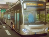 Belediye Otobüsü Şoförü