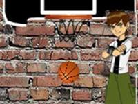 Ben 10 Basket Atışı