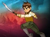 Ben 10 Kılıçla Savaş