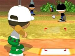 Beyzbolcu Çocuklar