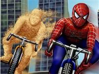 Bisikletli Örümcek Adam