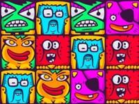 Blok Suratlar Eşleştirme 3